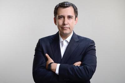 Jorge Lazo (PRNewsfoto/thyssenkrupp Industrial Solutio)
