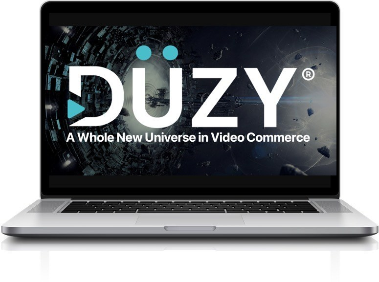 DÜZY In-Video Commerce Technology brings video and livestream monetization directly to the consumer. With DUZY's patented transactional layer, the video and livestream viewing is never interrupted as customers can pay while the video continues to play increasing brand engagement and conversions with the fastest path to purchase. No other video platform or media creates this level of impulse with the buy button within the video frame!