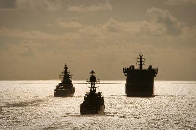 Sample navy ships courtesy of Wikimedia Commons