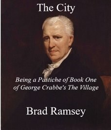 Book cover for 'The City' by Brad Ramsey (CNW Group/Literary Pastiche)