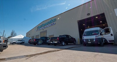 GrowGeneration Corp. Opens the Largest Hydroponic Store in the US (CNW Group/GrowGeneration)