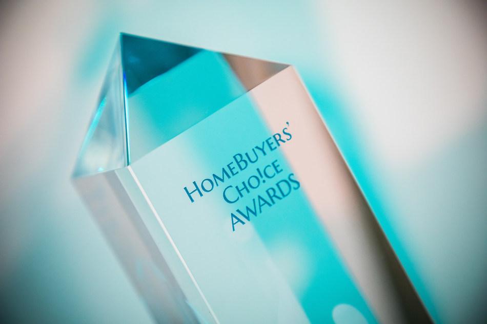 Homebuyers' Choice Awards, Powered by Eliant
