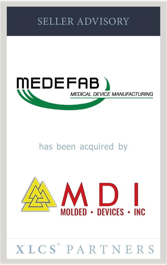 XLCS Partners advises MEDEFAB in sale to MDI