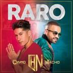 """Nacho & Chyno Miranda juntos una vez más como el dúo pop urbano favorito de Latino América, Chino & Nacho, para el lanzamiento del nuevo sencillo, """"Raro"""""""