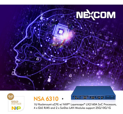 NEXCOM elevates edge computing again with cutting-edge, ARM-based uCPE