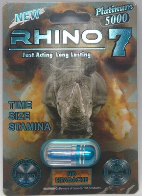 Rhino 7 Platinum 5000 (CNW Group/Health Canada)