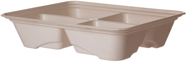 Eco-Products®, a NovolexTM brand, is expanding its Regalia™ line of foodservice ware to feature new soak-proof, compostable half pans and lids. 'At Eco-Products, we are always searching for innovative solutions for our customers seeking environmentally preferable options,' says Sarah Martinez, Senior Director of Marketing for Eco-Products. 'These new soak-proof half pans make catering easier and simpler for caterers and guests alike.'