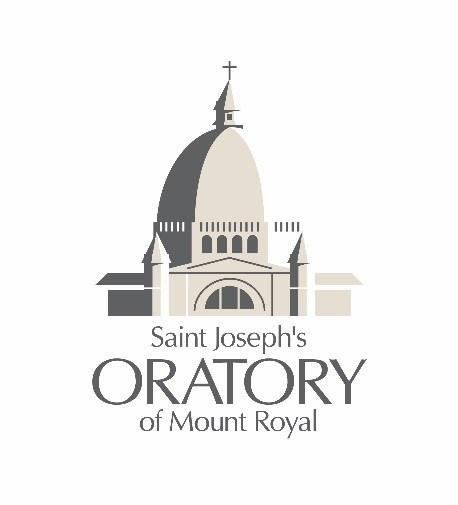 Logo: Saint Joseph's Oratory of Mount Royal (CNW Group/Roman Catholic Archdiocese of Montréal)
