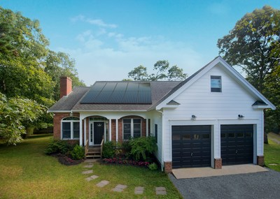 SunPower offering localized, solar energy at lower prices to New England homeowners through virtual power plant after auction bid win.