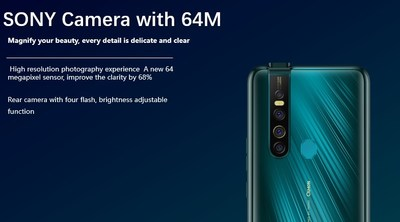 TECNO Mobile Brings Sony's First 64MP Smartphone Camera to Africa
