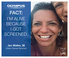 Olympus Supports National Colorectal Cancer Awareness Month