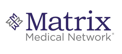 Matrix Medical Network is a clinical services organization whose mission is to help health plans and providers use the power of human touch to create an affordable, patient-centered approach to successfully navigating value-based care. The company's network of clinicians meet difficult-to-engage members where they are to assess health and safety, identify and close care gaps and offer life-changing services that activate them to manage their own health. Visit matrixmedicalnetwork.com. (PRNewsfoto/Matrix Medical Network)