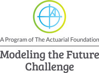 Modeling the Future Challenge (PRNewsfoto/The Actuarial Foundation)