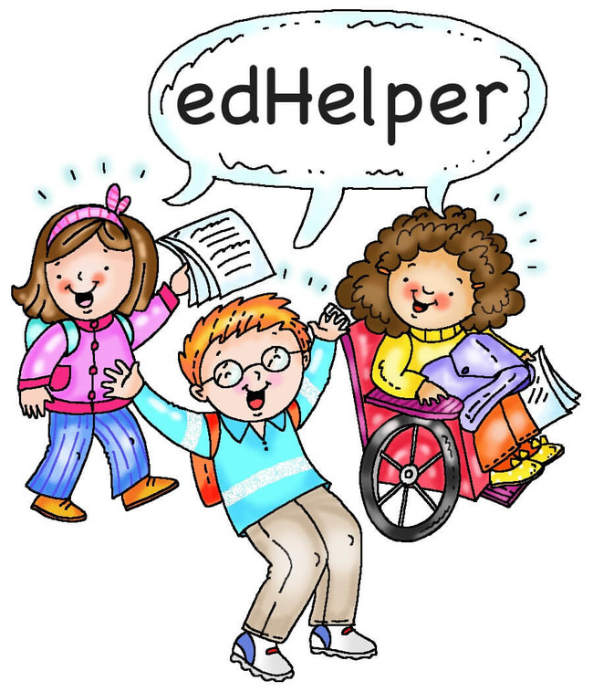 Free worksheets and workbooks at edHelper.com for teachers and parents.