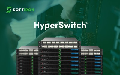 SoftIron Introduces HyperSwitch™, Its Next-Generation Top-of-Rack Network Switches Built On Open Source SONiC
