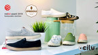 Sustainability Drives XpreSole, the World's 1st Shoes Primarily Made from Coffee, Spring '20 launch follows CCILU's second consecutive Red Dot Design Award honor