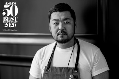 Asia's 50 Best Restaurants Honours Chef Yusuke Takada of La Cime With Inedit Damm Chefs' Choice Award