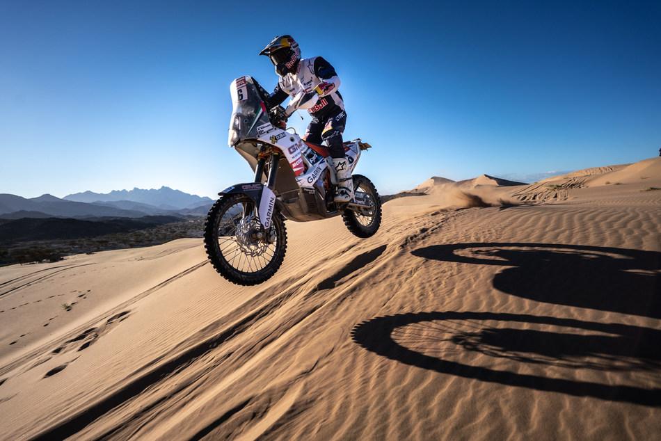 Mohammed Al Balooshi, Emirati Motocross Athlete and Garmin Brand Ambassador