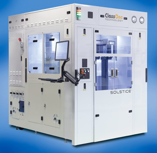 ClassOne Solstice S4 Electroplating System