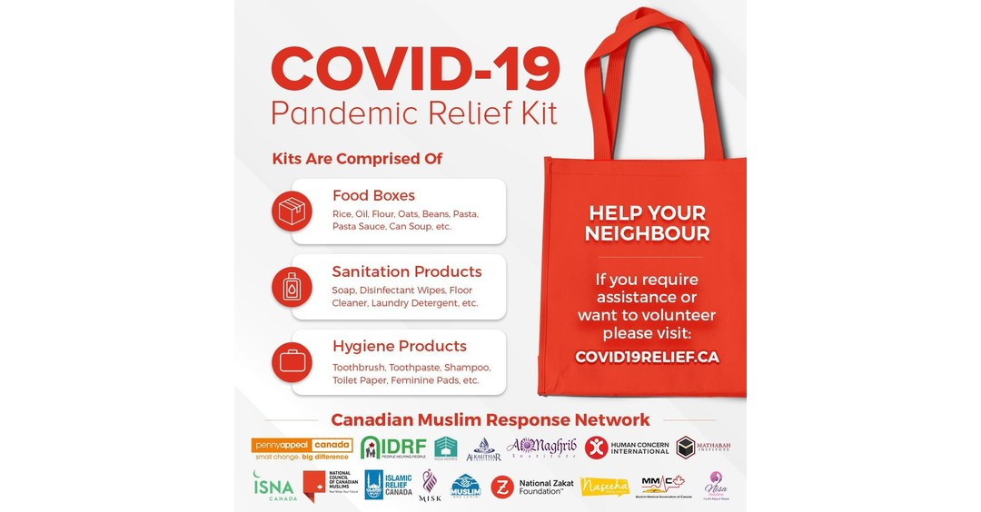 MUSLIMS AROUND THE WORLD RESPONDING TO COVID - cover