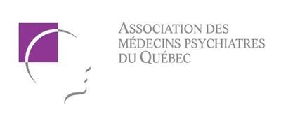 Logo : Association des médecins psychiatres du Québec (AMPQ) (Groupe CNW/Association des médecins psychiatres du Québec)
