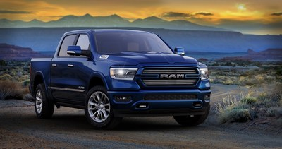 """2020 Ram 1500 Laramie Southwest Edition is a new luxury trim aimed at the largest truck-buying region in the world and packages together popular appearance and luxury features."""