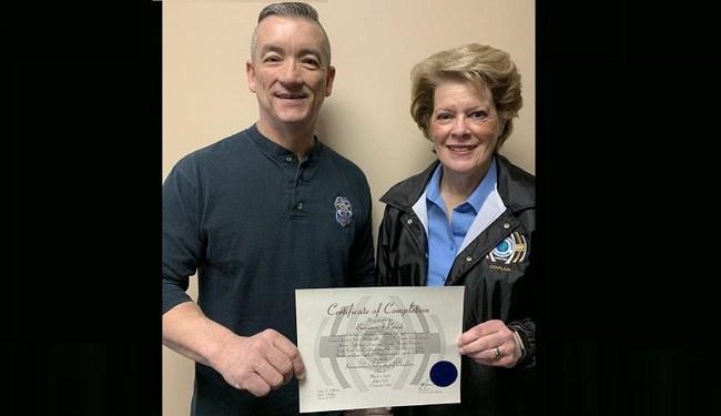 Benjamin J. Pasiak Receives Certification