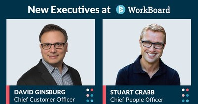 WorkBoard Adds Chief Customer Officer and Chief People Officer to Leadership Team to Scale Its Impact