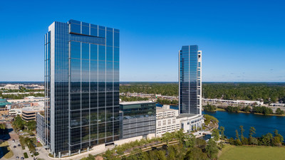 The Woodlands®: 9950 Woodloch Forest Drive, The Woodlands Towers at The Waterway