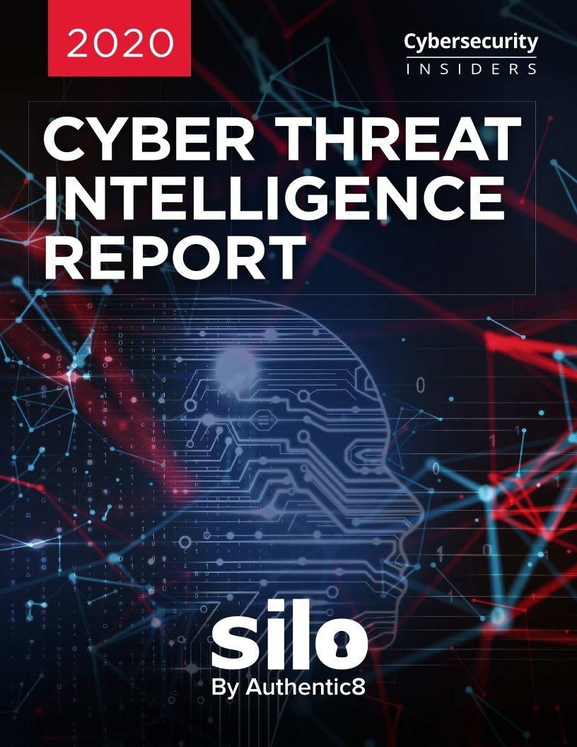 2020 Cyber Threat Intelligence Report, sponsored by Authentic8