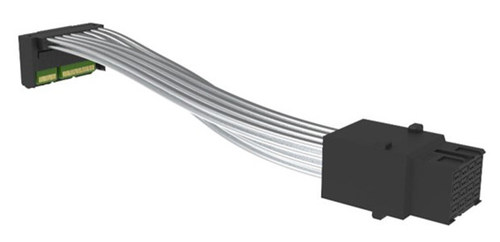 STRADA Whisper cable receptacles can allow engineers to start designing for up to 112G PAM-4 data rates in servers, switches and routers.