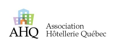 Logo : Association Hotellerie Quebec (Groupe CNW/Association Hôtellerie Québec)