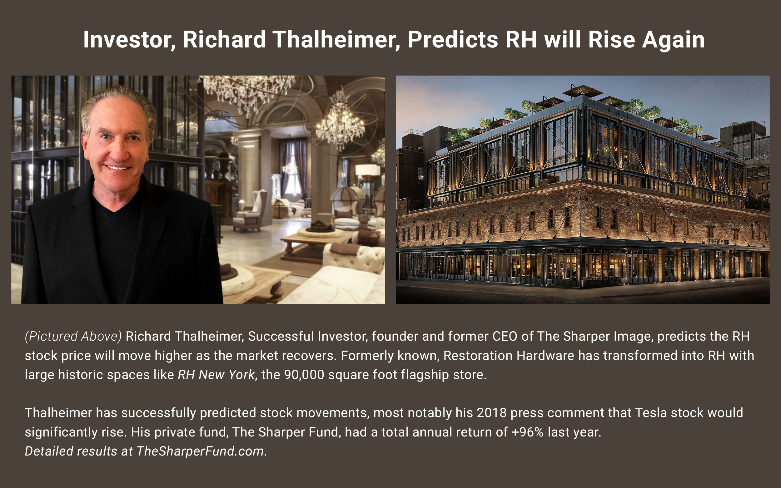 The Incredible Transformation Of Restoration Hardware