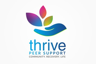Thrive Peer Support logo