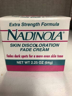 Nadinola Front (CNW Group/Health Canada)