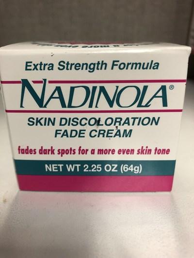 Nadinola Front (CNW Group/Health Canada)