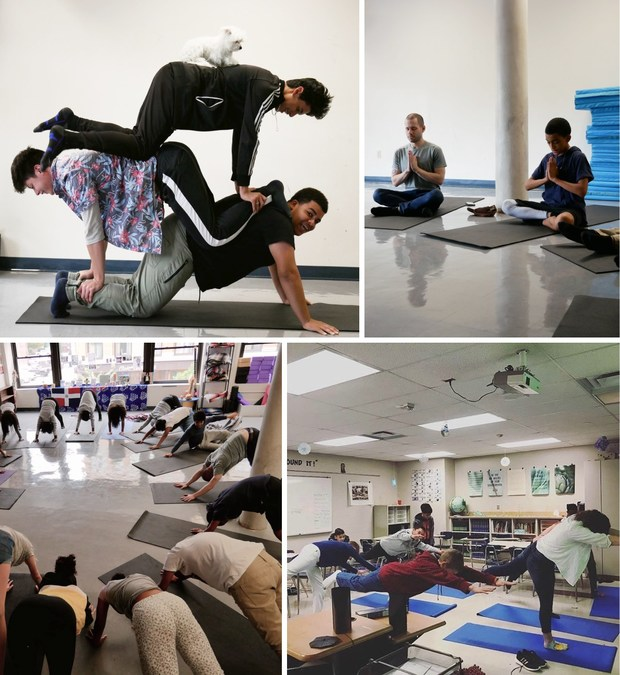 Down Dog Is Offering Free Access To All Its Health And Fitness Apps To Students And Teachers Until July 1 2020