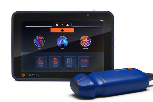 The world's first AI-assisted hand-held tool to move the needle into increased diagnostic confidence at the bedside
