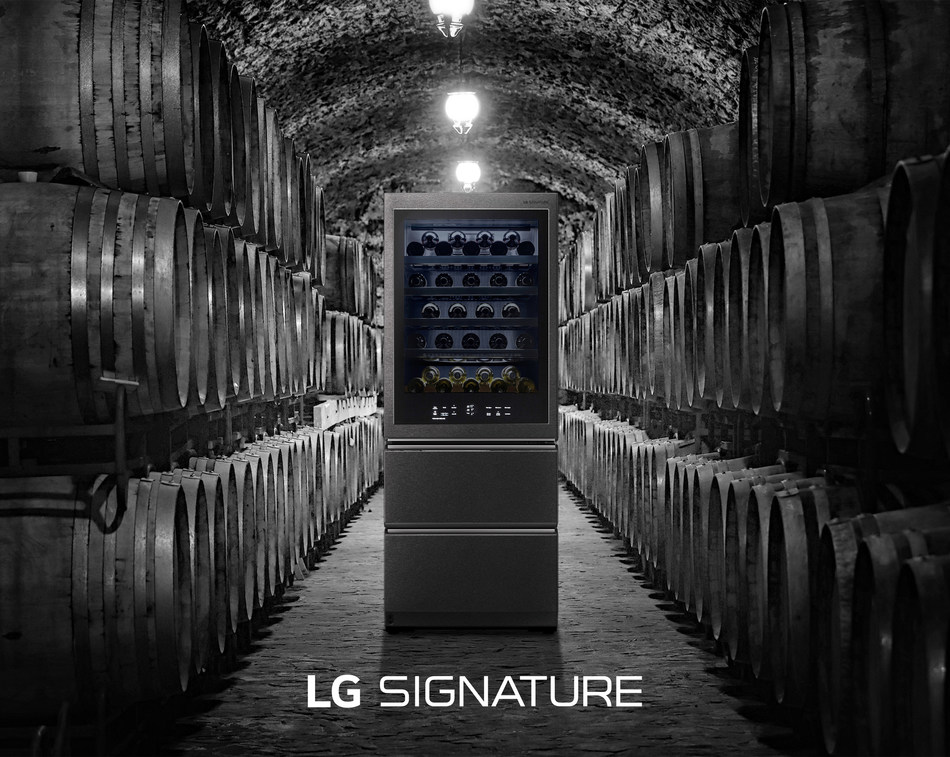 LG SIGNATURE Wine Cellar