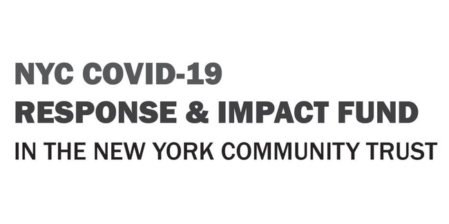 NYC COVID-19 RESPONSE & IMPACT FUND LAUNCHED TO SUPPORT NEW YORK CITY NONPROFIT ORGANIZATIONS