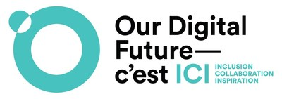 Our Digital Future - C'est ICI (CNW Group/Goethe-Institut)