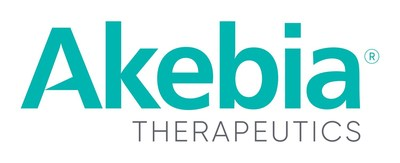 Akebia Therapeutics, Inc. (Nasdaq: AKBA), a biopharmaceutical company focused on the development and commercialization of therapeutics for people living with kidney disease