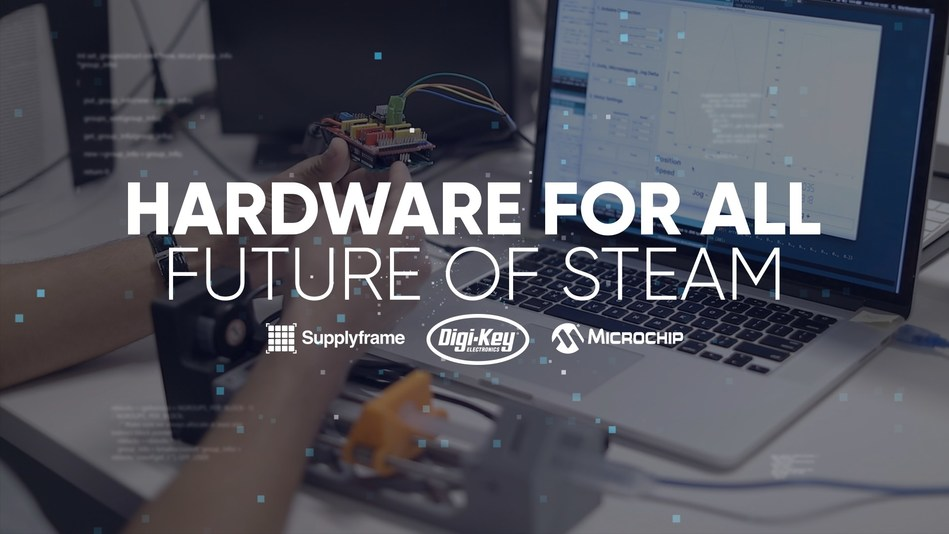 Digi-Key launches a new video series with Arduino, Supplyframe and Microchip.