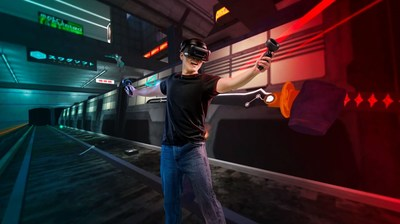 iQIYI Launches Qiyu 2Pro VR Somatosensory Game Console: An ultra-HD 3D gaming experience with inside-out 6DoF game technology