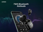 UGREEN TWS Earbuds: The Carry Everywhere, Listen to Anything, Enjoy Always Bluetooth Headphones