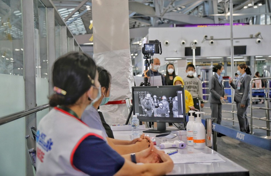 To ensure all cases of infections can be accounted for, Thailand has put in place screening measures at all ports of entry.