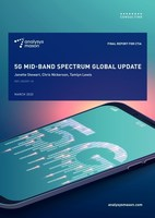 """U.S. """"Far Behind"""" in Mid-band Spectrum Availability, Update to 2018 Study Shows"""