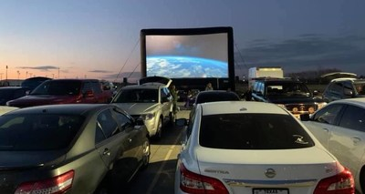 Mobile Drive-In Movies that come to you. Ultimate Outdoor Entertainment re-invents the Drive-In Movie by making it mobile. The ultimate solution for safe, social distancing entertainment!