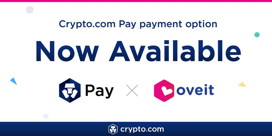 Enabling Cryptocurrency Payments for over 3,500 Offline and Virtual Event Organizers (PRNewsfoto/Crypto.com)