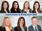 Weinberger Divorce & Family Law Group Attorneys Named to 2020 Super Lawyers List